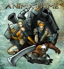 Anima Prime Cover
