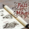 Players: Eric Fattic, Adrienne Mueller, Karen Twelves, Sean Nittner System: Fall of Magic Magic is dying and the Magus is dying with it. We travel together to the realm of […]