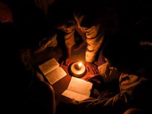 Bible-Study-Candle