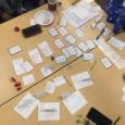 Facilitator: Venn Wylde Players: April Walsh, Sean Nittner, Tomer Gurantz and Nadja Otikor System: Love Each Other We played a playtest game of Love Each Other, a procedural RPG that […]